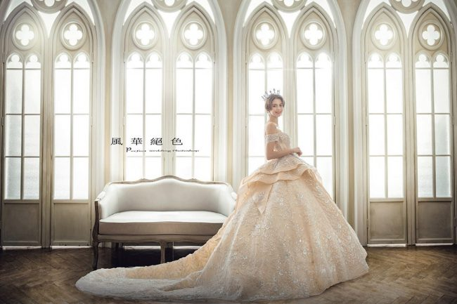 風華絕色婚紗-婚紗禮服-
