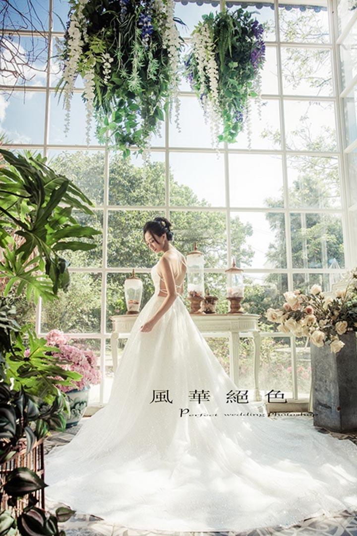 風華絕色婚禮事業 婚紗禮服