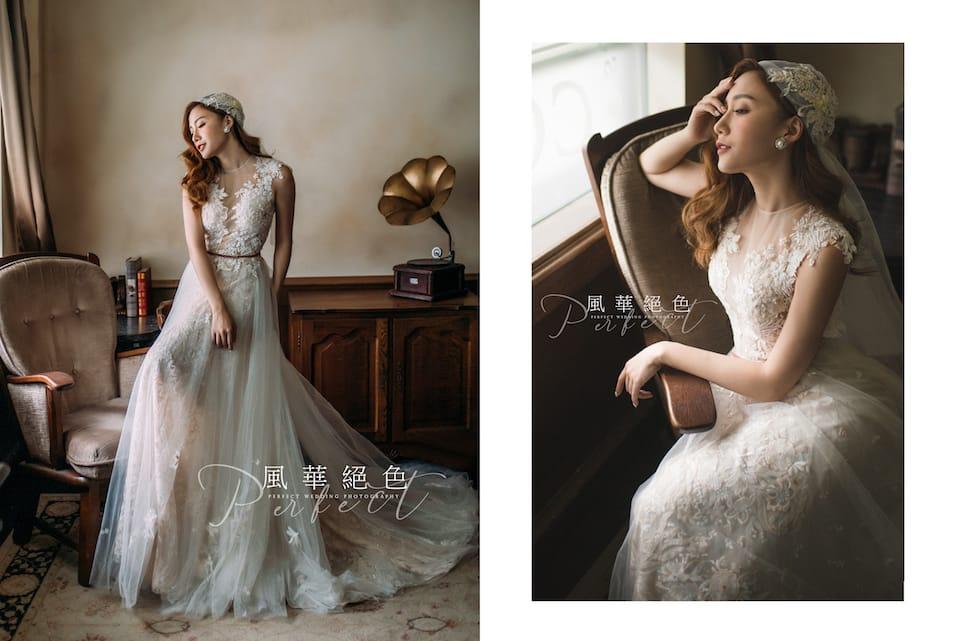 風華絕色 婚紗禮服