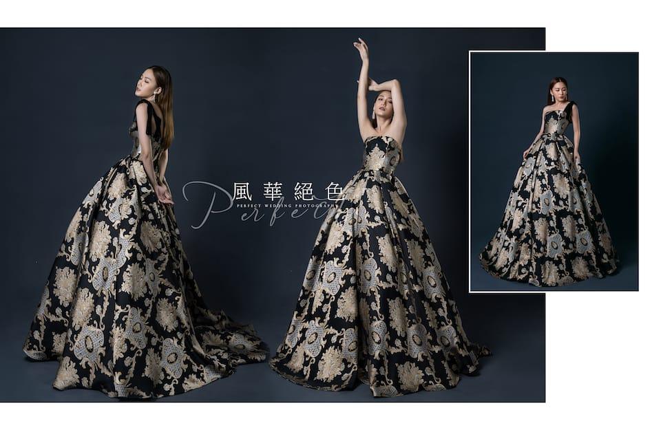 風華絕色婚紗禮服